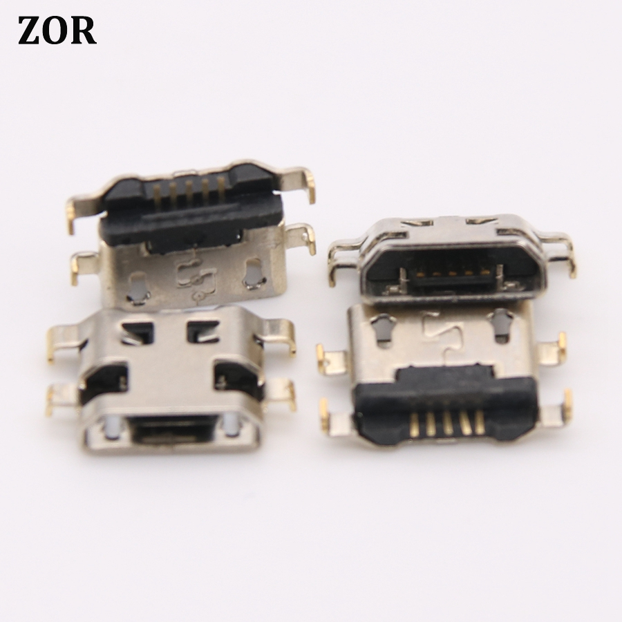 5pcs For Nokia 5 Nokia5 TA-1008 TA-1030 TA-1053 Micro USB Part Charge Charging Connector Plug Dock Socket Port Repairs Parts