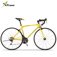 New Brand Retro 27 Speed Racing Bike 700C 49cm Bike High Carbon Steel Frame Bend Bicycle