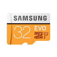 SAMSUNG CF Memory Card 32GB 64GB C10 Micro Sd Flash Cards New U3 Micro SD SDXC