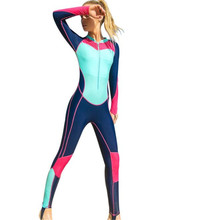 SBART Women Lycra Rashguards Quick-dry One Piece Surfing Spearfishing Swimsuits Jumpsuit Padded Scuba Diving Triathlon Rashguard sbart women lycra wetsuit quick dry one piece surfing spearfishing swimsuits jumpsuit padded scuba diving triathlon wet suit