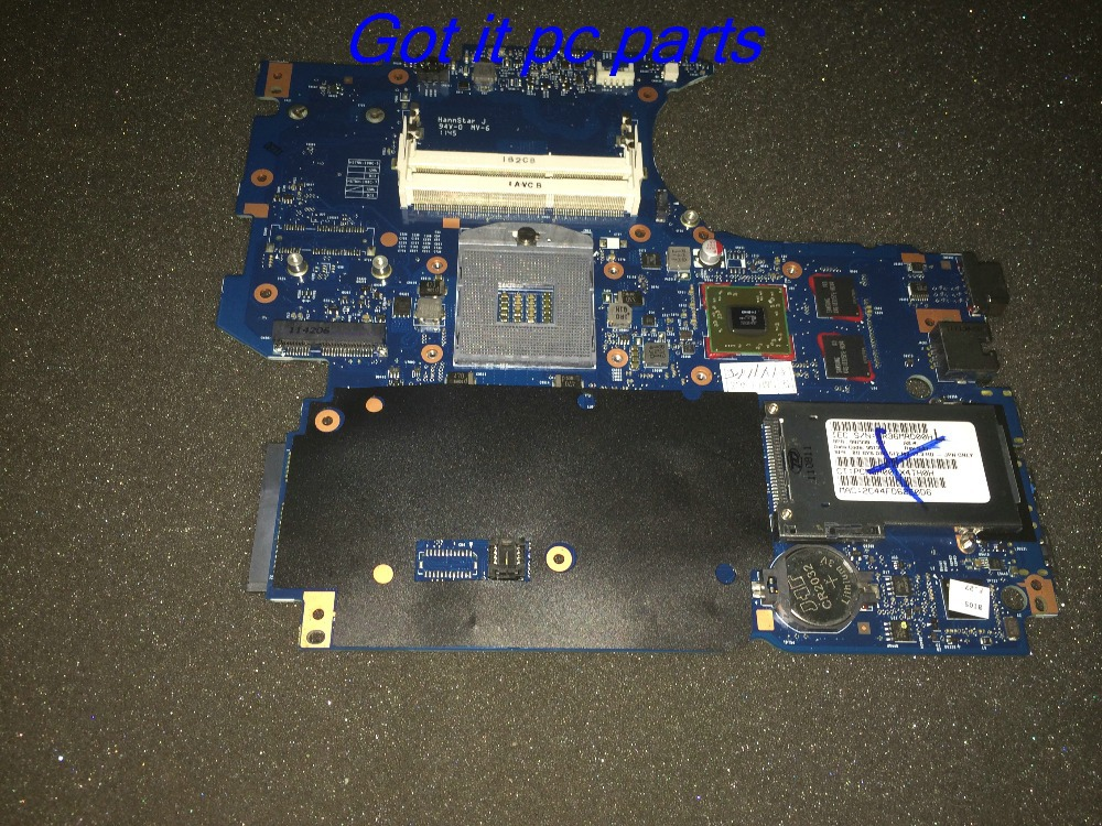 FREE SHIPPING + WORKING + laptop motherboard For HP probook 4530S 4730s notebook