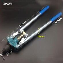 Высококачественный пистолет для заклепок ручной клепер с двумя