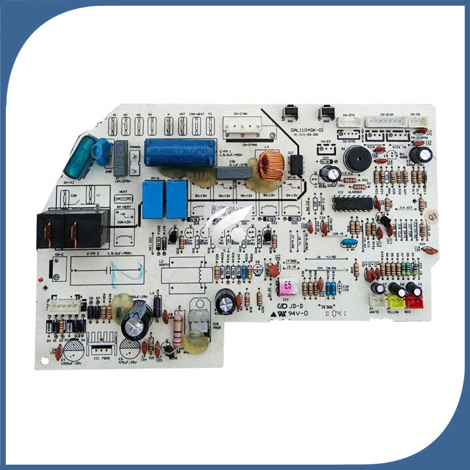 95% new Original for air conditioning Computer board GAL1104GK-01 GAL1104GK-01RJ-L0302 GAL1104GK-01R-L0407 circuit board95% new Original for air conditioning Computer board GAL1104GK-01 GAL1104GK-01RJ-L0302 GAL1104GK-01R-L0407 circuit board