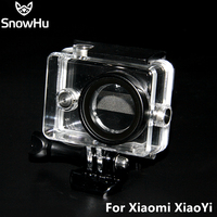 Gopro Accessories Xiaomi Yi Camera Waterproof House Xiaomi Yi 45M Diving Waterproof Box Xiaomi Yi Camera