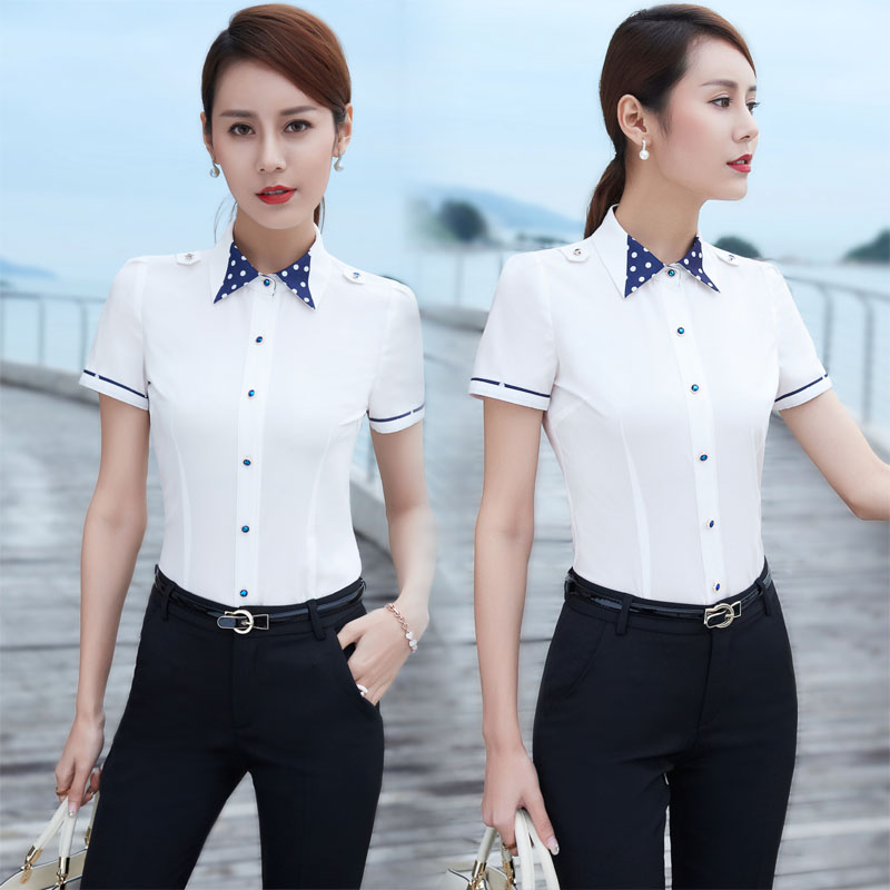 Summer Slim Fit Fashion Formal Professional Pantsuits With Tops And Pants Trousers Sets Pants Suits For Ladies Office Outfits