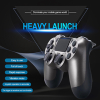 2019 4th Bluetooth Controller For Sony PS4 Wireless Joystick For PS3 Console Dualshock Controle For PlayStation 4 PC Gamepad
