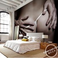 Large Photo Wallpaper 3d Modern Lovely Bedroom Wallpapers For Walls Art Decor Papel Mural 3D Wall