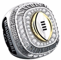 Free Shipping 2015 Buckeyes Ohio State National Championship Ring Custom Championship Ring Sport Brithday Christmas day Fan gift