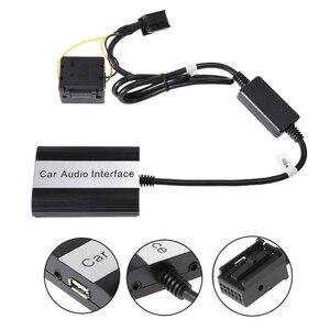 Handsfree Car Bluetooth наборы MP3 AUX адаптер Интерфейс для RD4 Peugeot CITROEN