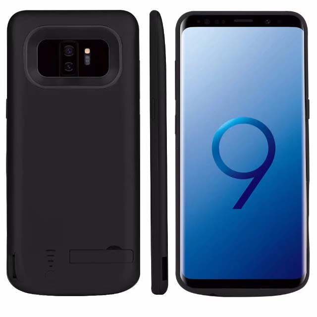 newest collection e2f31 fc385 US $24.99 |High capacity 10000mAh Power Case for Galaxy S9/S9 Plus Power  Bank Battery Charger Case for Samsung Galaxy S9 Plus Battery Case-in  Battery ...