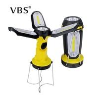 XPE светодиодный + 3 * COB светодиодный портативный фонарь, тент, светодиодный фонарь для кемпинга, водонепроницаемый уличный рабочий свет, USB Пе...