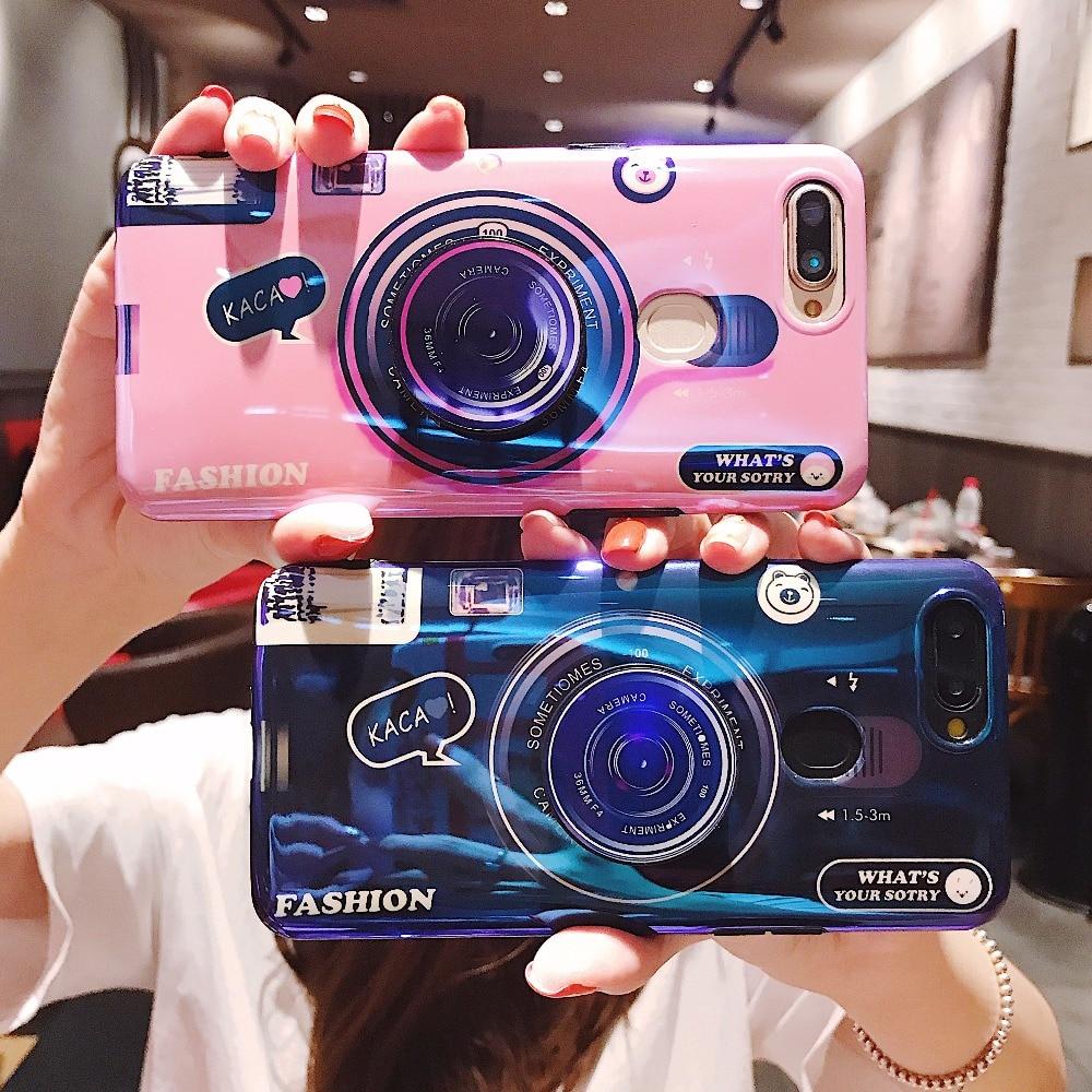 Caixa Do Telefone Do Silicone Para Huawei Companheiro 20 Pro Companheiro 20 Lite Caso Stand Holder Camera Macio TPU Capa Para Huawei P P30 Pro Caso Inteligente - 3