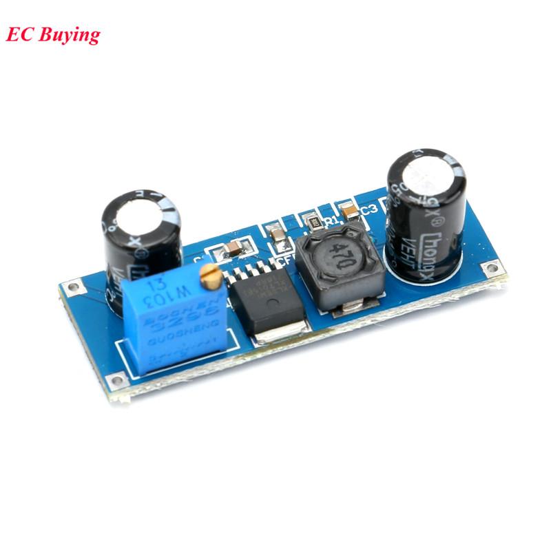 <font><b>XL7015</b></font> <font><b>DC</b></font>-<font><b>DC</b></font> 80V Adjustable Step Down Module Power Supply Module Electronic converter PCB Board LM2596 image