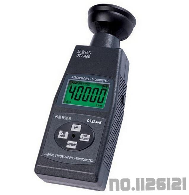 Free Shipping SanpoMeter DT2240B Digital Stroboscope