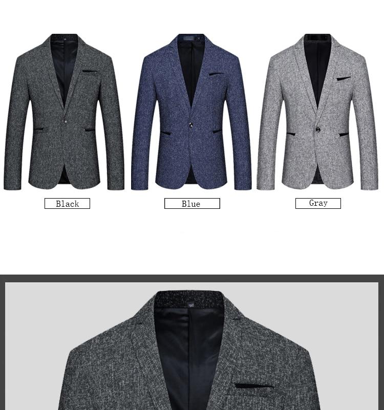 e0bd1e63fc1 Mens Leopard Print Blazer Jacket Slim Fit Coat Smart Casual Blazer Men  Dance Clothes Stage Costumes for Singers Prom Dress DT312USD 101.08 piece