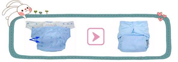 [Simfamily] 1 шт. Многоразовые водонепроницаемые детские подгузники с цифровым принтом Один размер Карманные детские подгузники цена подходит для 3-15 кг