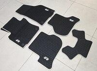 TSI R TBT без запаха водонепроницаемые прочные резиновые коврики полный комплект передние и задние автомобильные коврики + грузовые Багажники