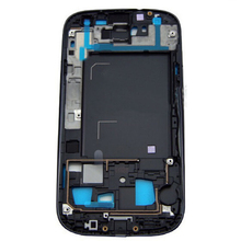 10pcs/lot Original new Front Housing For samsung Galaxy S3 i9300 Middle Plate Frame Housing Repair Parts black/white/blue