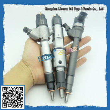 ERIKC 0445120139 diesel rail fuel injector assembly common rail spare parts injector 0 445 120 139 / 0445 120 139