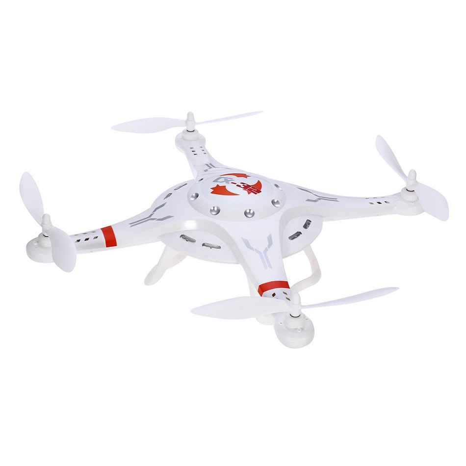 ФОТО Hot Sale RC Drone CHEERSON CX - 32 2.4G 4CH 6 Axis Gyro Automatic Return Quadcopter with LED Light For Children Drone Toy Gifts