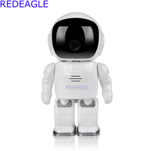 960P 1 3MP HD font b Wireless b font Wifi Robot Camera IP Wi fi Night