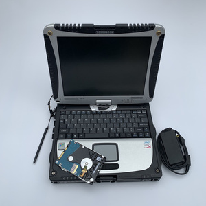 Image 2 - 2020 alldata 10.53 소프트웨어 + m .. chell 2015 + ATSG 2017 3in 1 테라바이트 노트북에 설치된 Toughbook CF19 4gb 노트북