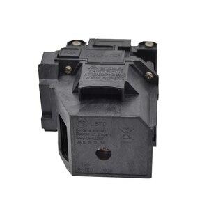 Image 4 - Lampe de Projecteur De rechange ELPLP87 Pour BrightLink 536Wi,EB 520,EB 525W,EB 530,EB 535W,EB 536Wi,PowerLite 520,V13H010L87
