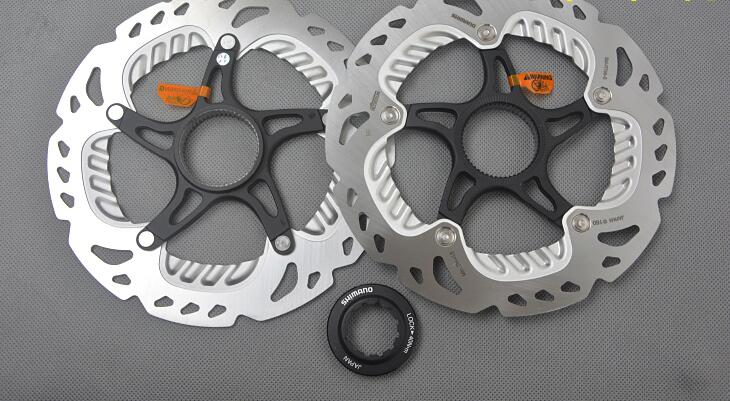 Shimano SM RT99 ICE-TECHNOLOGIES Center Lock Rotors 160mm 180mm 203mm MTB Bicycle Parts shimano rt81 160mm 6 inch ice technologies center lock disc rotors
