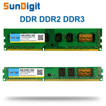 brand new ddr2 800 mhz pc2 6400 16gb 4x4gb memoria ram for desktop ram compatible intel and amd mobo lifetime warranty SunDigit DDR 1 2 3 DDR1 DDR2 DDR3 / PC1 PC2 PC3 512MB 1GB 2GB 4GB 8GB 16GB Computer Desktop PC RAM Memory 1600 MHz 1333 800 400