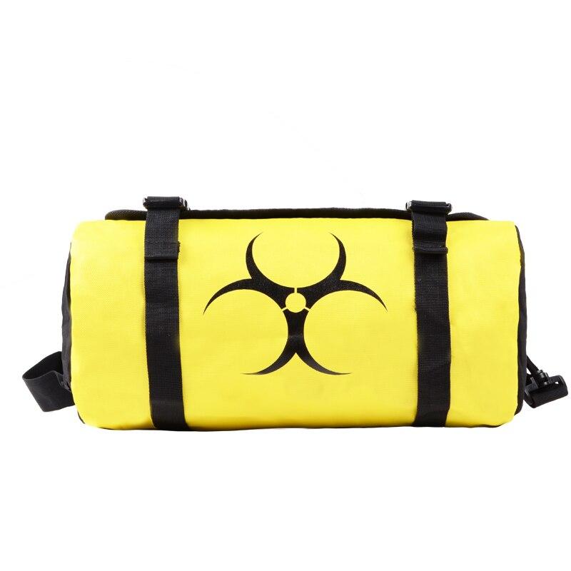 HAZARDOUS Carry-On Garment Bag Man single Shoulder Bag  Fashion male Satchel Multi-function Portable travel bag