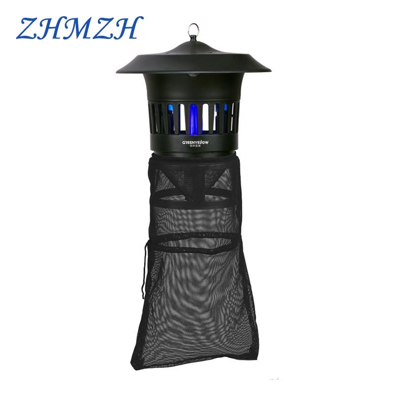 Agricola Mosquito Killer Lamp 220V 15W Fotocatalizzatore Inhalant Zanzare Lampade Trappola Insetto Luce UV Outdoor Pest bug Zapper 1