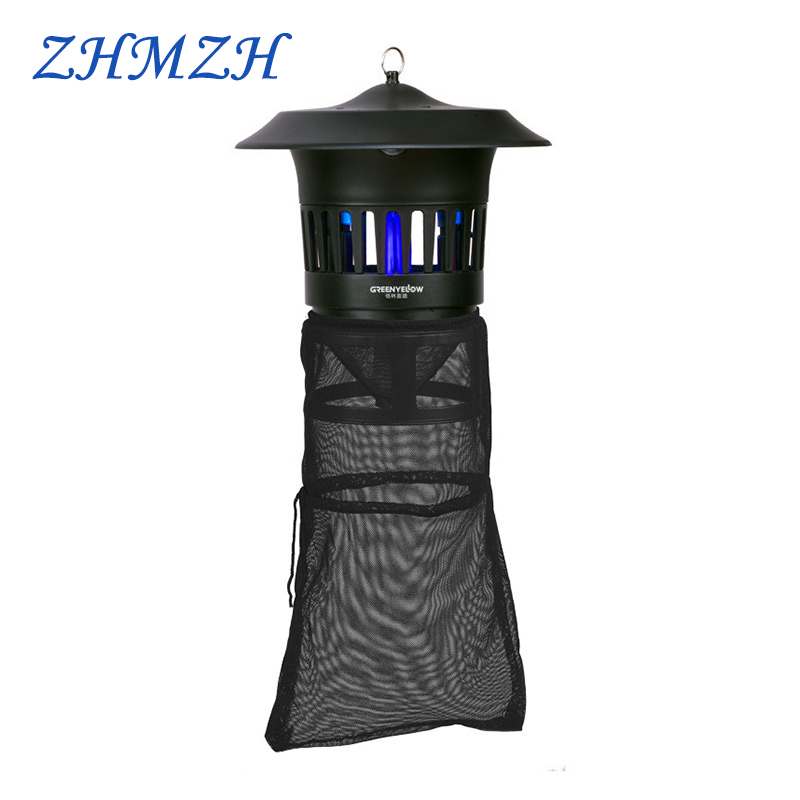 Agricultural Mosquito Killer Lamp 220V 15W Photocatalyst Inhalant Mosquitos Trap Lamps Insect UV Light Outdoor Pest bug Zapper-in Mosquito Killer Lamps from Lights & Lighting