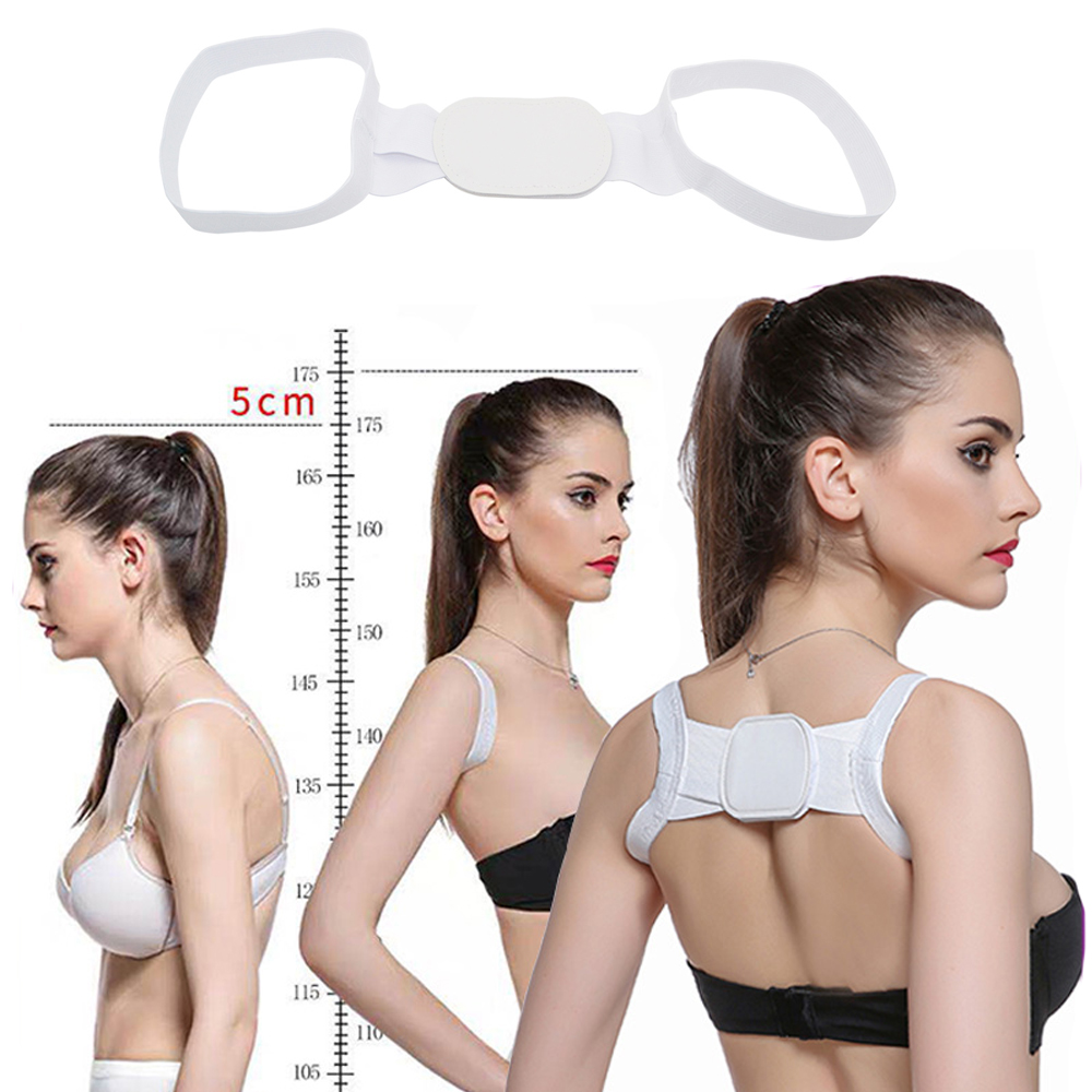 Lightweight Posture Corrector Belt with Adjustable Belt for Women Body Shaping Suitable for Adult and Children to Support and Straighten Shoulder and Back 2