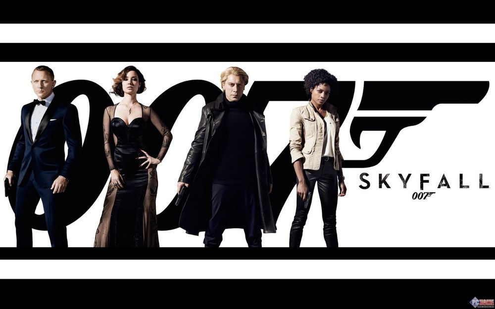«Смотреть Фильм Онлайн Skyfall» / 2003