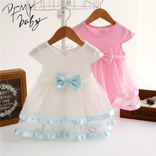 Dress with bow – Elegant Ribbons
