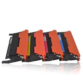 4 цвета CLT-K406S C406S M406S Y406S 406S 406 тонер-картридж для Samsung CLP-360/365/365W/366W/CLX-3305W/3306FN лазерный принтер