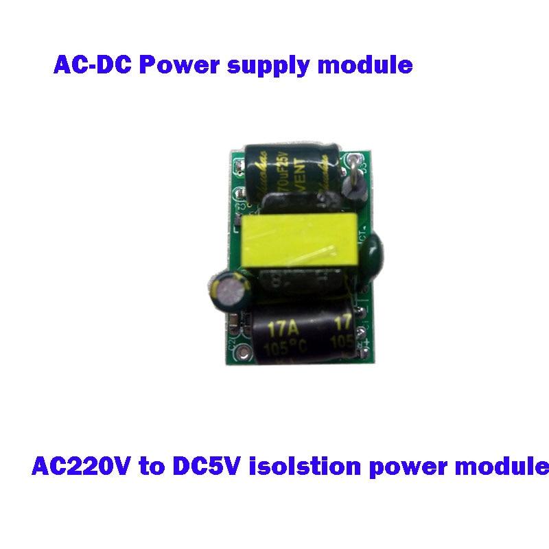 AC-220 V до 5V DC модуль питания трансформатор модуль полностью изолирован от 220 до 5 Бесплатная доставка