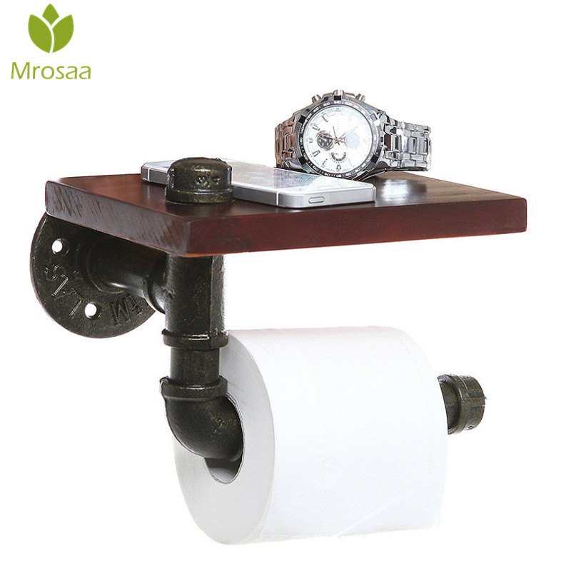 Buy Wood Roll Holder And Get Free Shipping On AliExpress