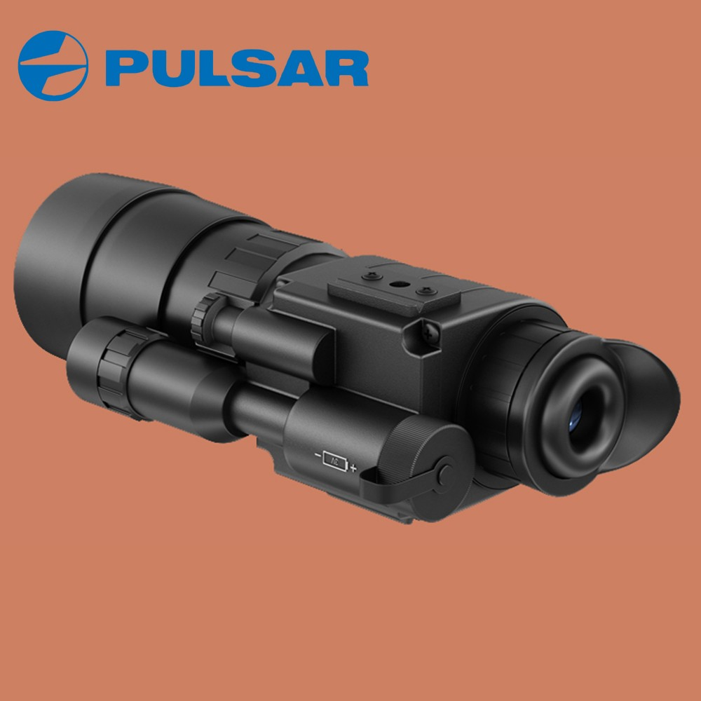 Hunting Optics Night Visions Pulsar Challenger GS Monoculars Nightvision Scope 2.7x50 #74096 send DHL Free shipping 5