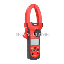 DHL/FEDEX IE/UPS/EMS UNI-T UT207 Clamp LCD Digital Multimeter AC DC Volt Amp Ohm Frequence Tester Digital Clamp Meter панель для планшета 20pcs lot lcd ipad mini dhl ems fedex sbs im0c04e