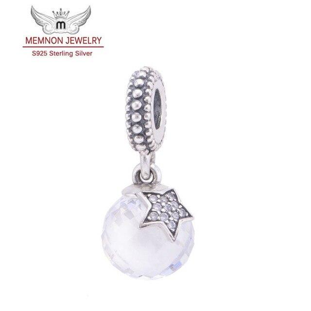 Fit marca pulsera Diy assessories encantos de plata de Ley 925 joyas de plata colgantes de los encantos para la joyería que hace al por mayor LW410