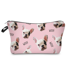 Cosmetic Case Travel Pug life Pouch