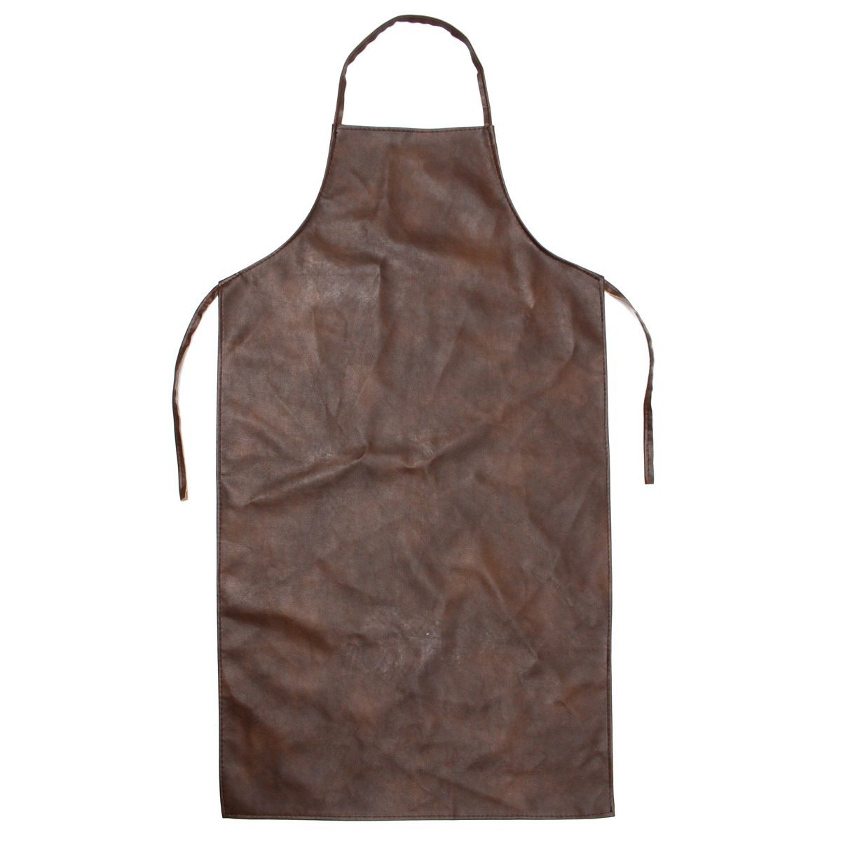 NEW Leather Equipment Apron Waterproof Washable Heat Insulation Kitchen Workplace Safety Clothing new safurance leather equipment apron