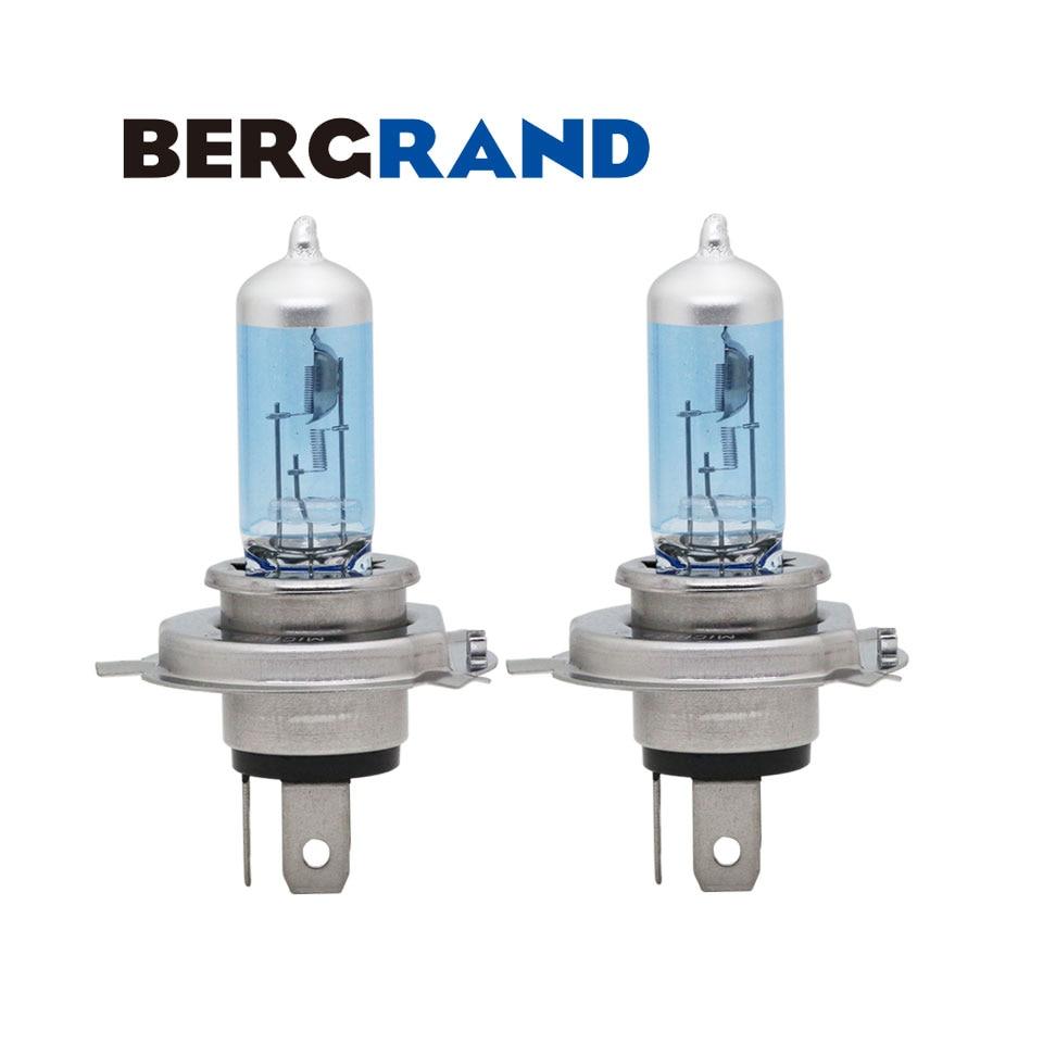 H4 fényszórók 4000K Xenon halogén fényszóró 60 / 55W P43t autós fényforrás CHEVROLET CRUZE Hatchback (J305) 2012 2PCS