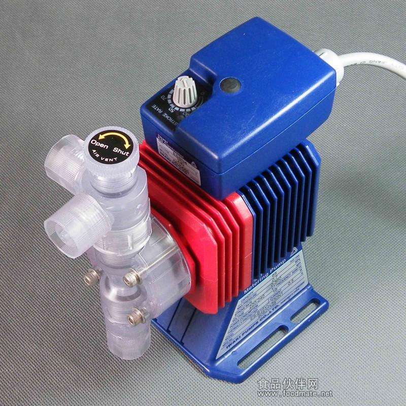IWAKI Yiweiqi electromagnetic metering pump Model ES-B16VC-230N1 dosing pump dfd 03 07 m new electromagnetic metering pump 3 liters 7 kg pressure metering pump corrosion resistance