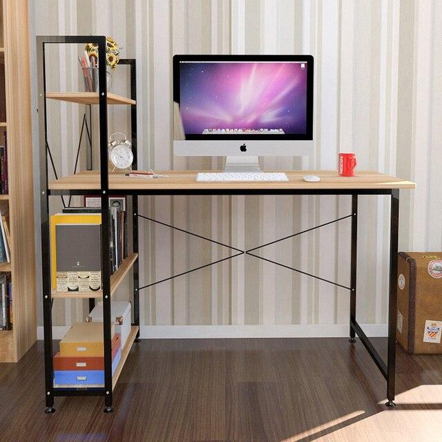 mens van patriarch combinatie computer bureau boekenkast eenvoudige desktop computer bureau student bureau bureau eenvoudige mode