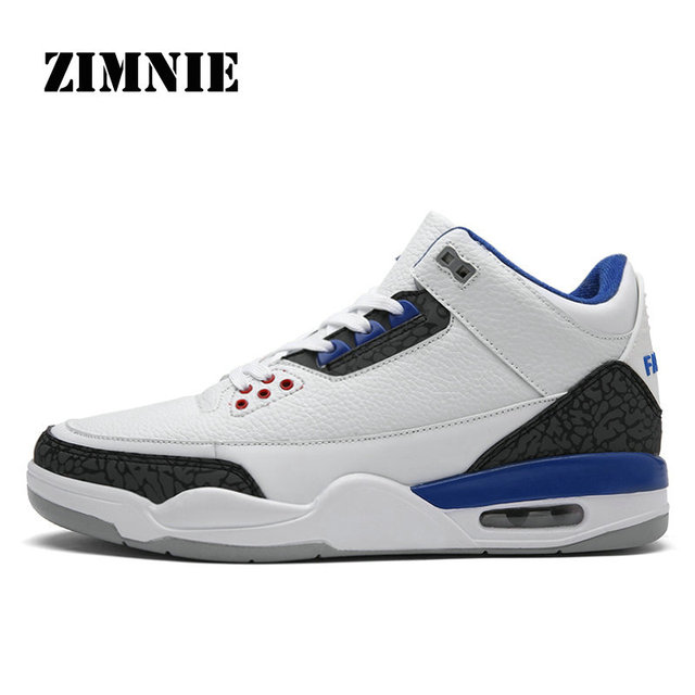 zimnie newest professional men basketball shoes 2018 male sport