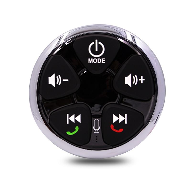 HASDA Étanche Utilitaire Marine Jauge Bluetooth Audio Contrôle Récepteur Bluetooth Appelant pour ATV UTV Voiture Bateau De Golf