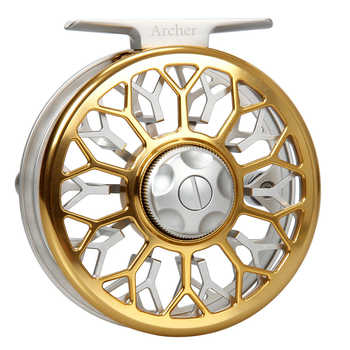 AnglerDream Archer Series 3/4 5/6 7/8WT CNC Machined Fly Reel Large Arbor Fly Fishing Reel With Spare Spool - SALE ITEM Sports & Entertainment