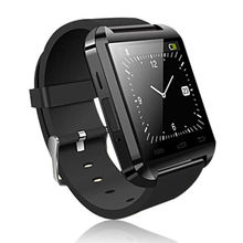 12pcs/lot the best Smart Watch U8 with Altimeter Pedometer Phone Mate Bluetooth MTK6261 For Android Samsung HTC LG Sony DHL free